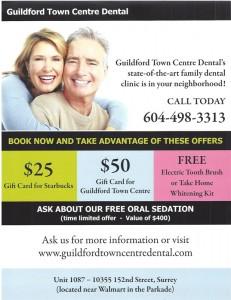 Surrey Dental Promotions