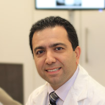 Our Surrey Dentist Dr Omid Shafiey
