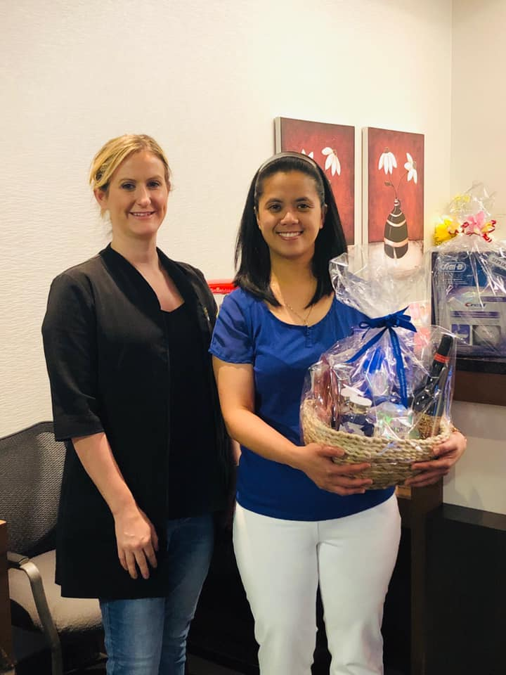GTC Dental Mother's Day Contest Winner