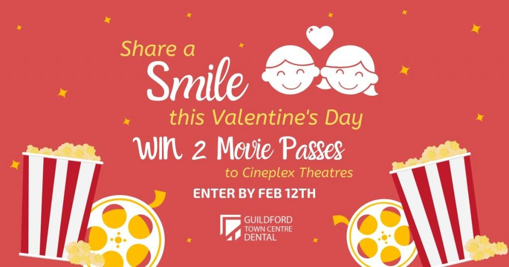 Gtcd Share a smile valentines day